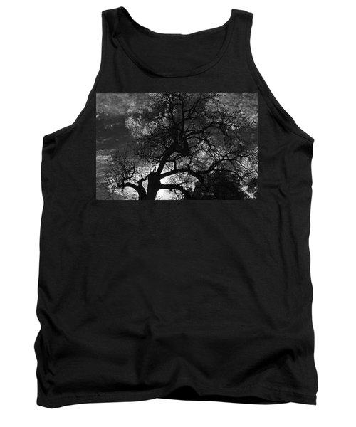 Spooky Tree Tank Top