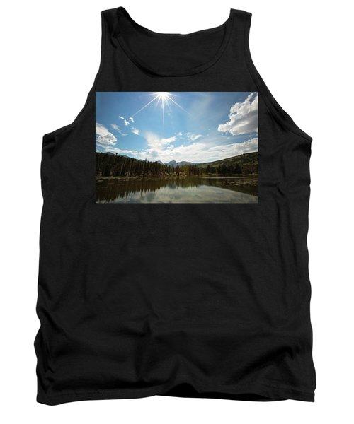 Sprague Lake Tank Top