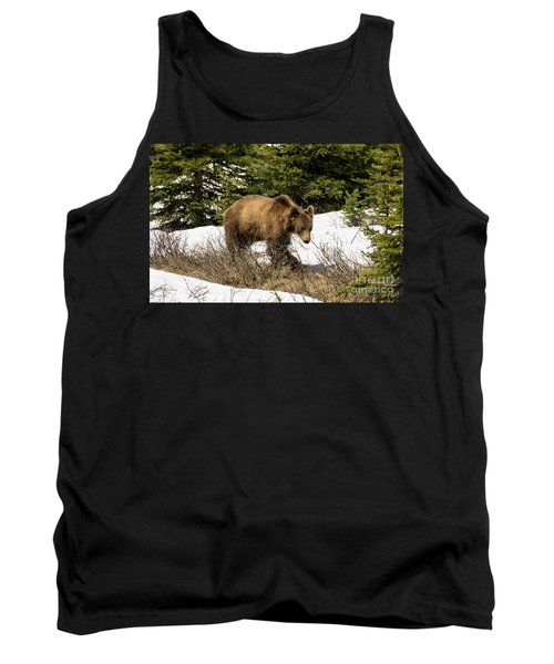 Spring Grizzly Tank Top