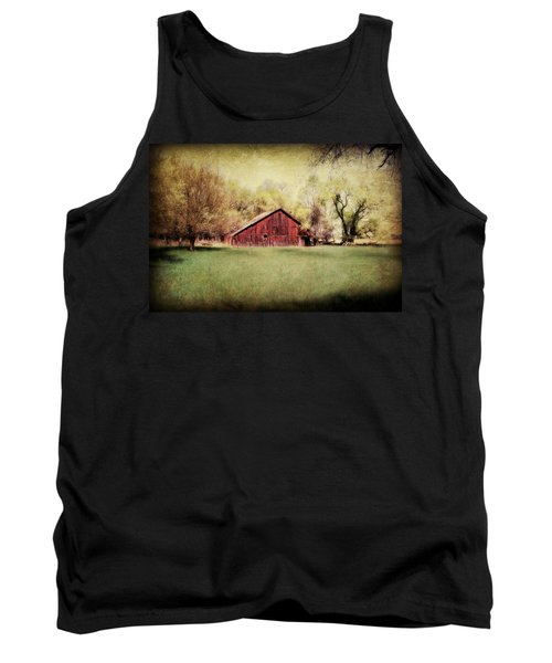 Spring In Nebraska Tank Top