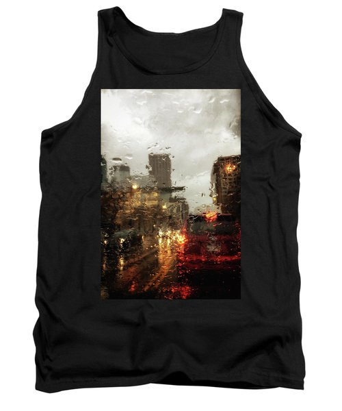 Spring In The City Tank Top