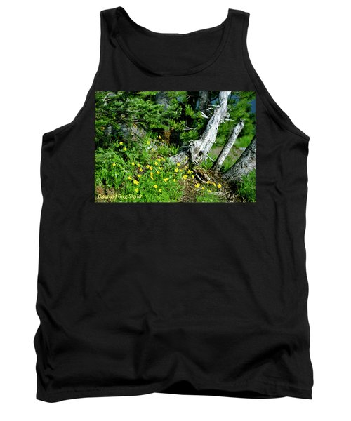 Spring In The High Country Tank Top