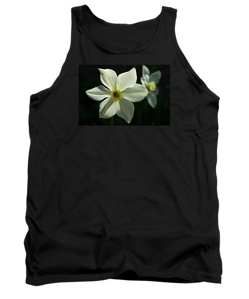 Spring Perennial Tank Top by Barbara S Nickerson