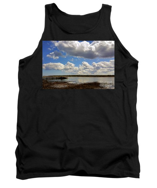 St. Andrews At Low Tide Tank Top