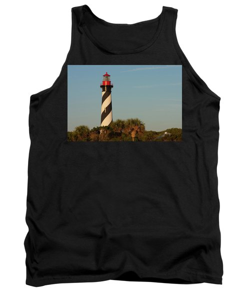 St. Augustine Lighthouse #3 Tank Top