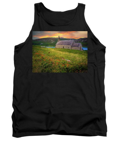 St. Brendan The Navigator Church Of Ireland In Crookhaven Tank Top