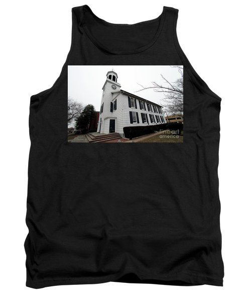 St. Georges Church Episcopal-anglican Tank Top