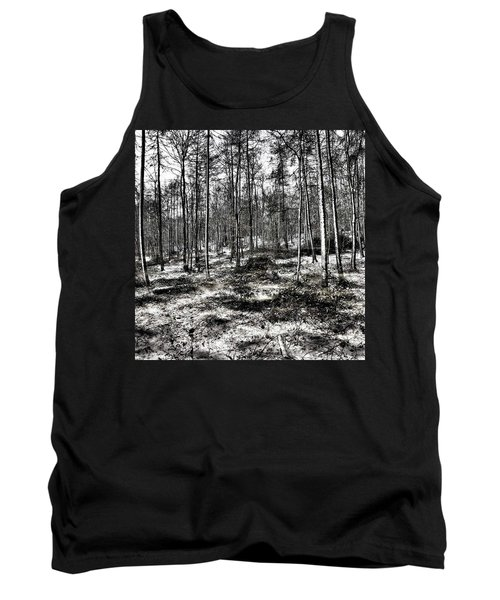 St Lawrence's Wood, Hartshill Hayes Tank Top