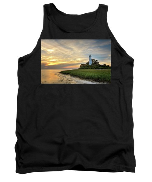 St. Mark's Lighthouse Tank Top
