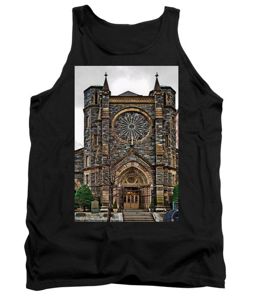 St. Patrick's Church Tank Top