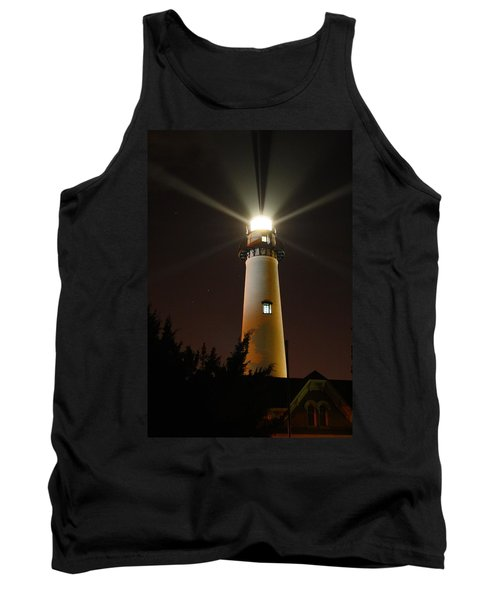 St Simons Island Lighthouse Tank Top