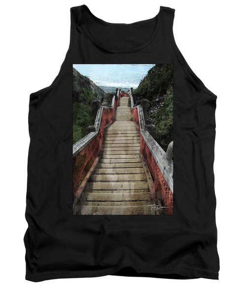 Stairs To Bliss Tank Top