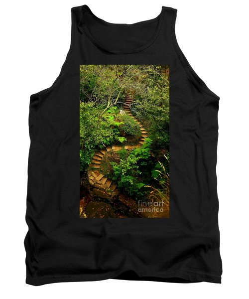 Stairway To Heaven Tank Top by Blair Stuart