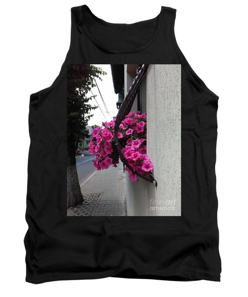 Standing Out Tank Top