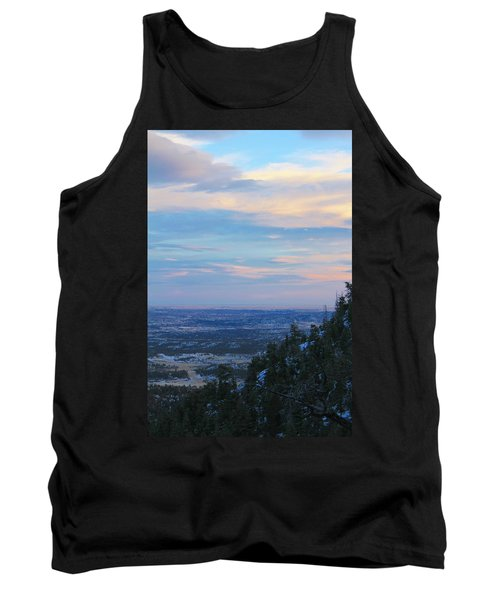 Stanley Canyon Hike Tank Top by Christin Brodie