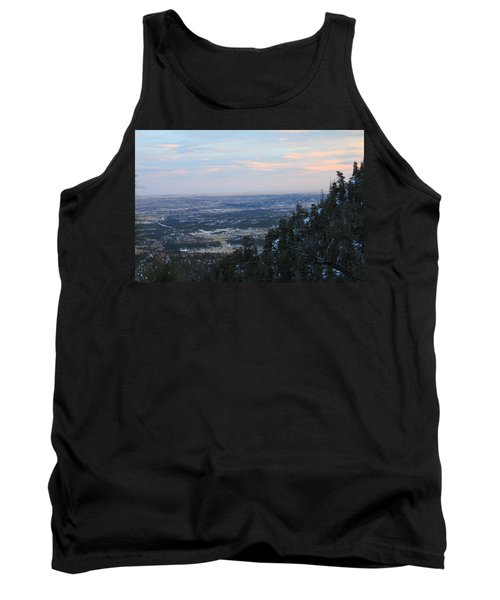 Tank Top featuring the photograph Stanley Canyon View by Christin Brodie