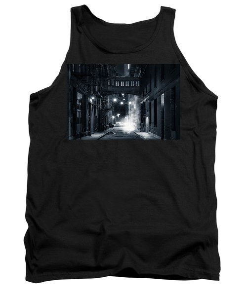 Staple Street Skybridge By Night Tank Top