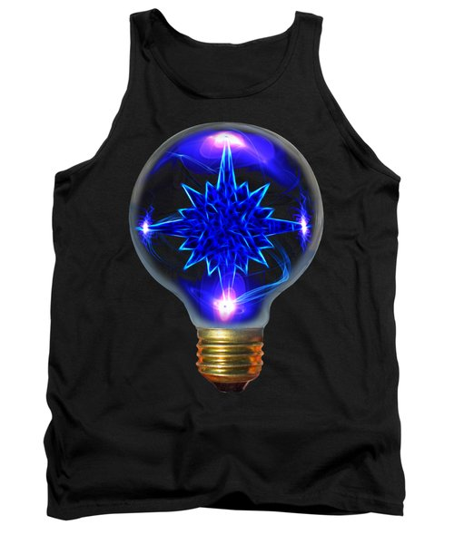 Tank Top featuring the photograph Star Bright by Shane Bechler