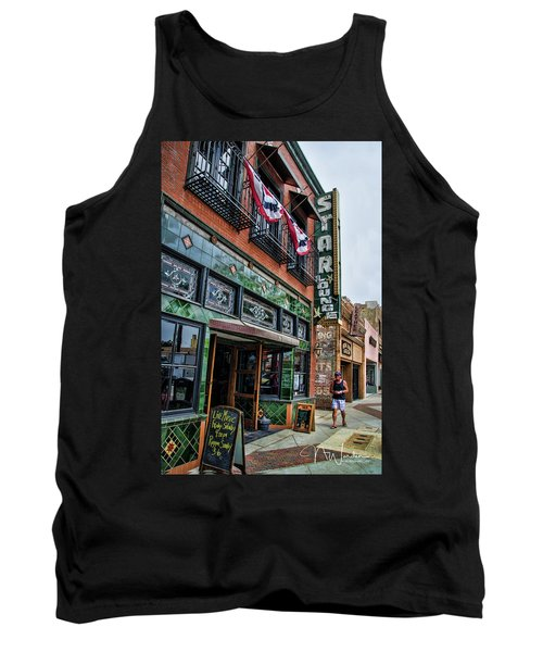 Star Lounge Tank Top