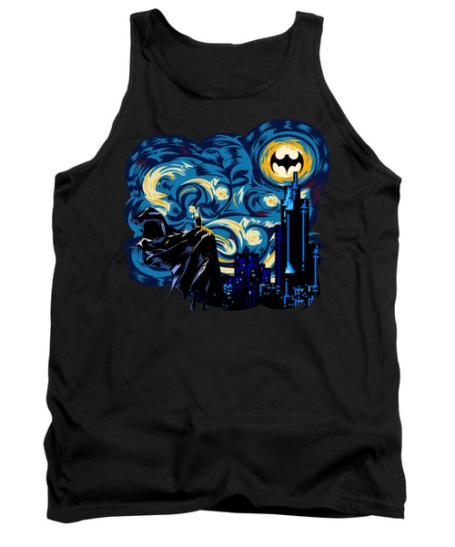 Starry Knight Tank Top