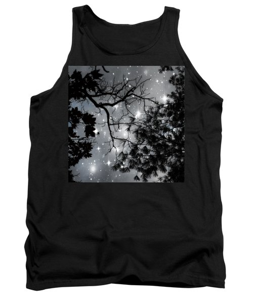 Starry Night Sky Tank Top