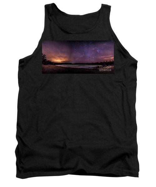 Stars Over Lake Eaton Tank Top