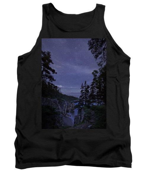 Stars Over Raven's Roost Tank Top