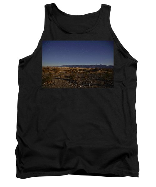 Stars Over The Mesquite Dunes Tank Top