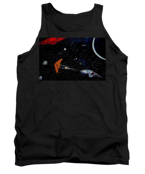 Startrek Tank Top