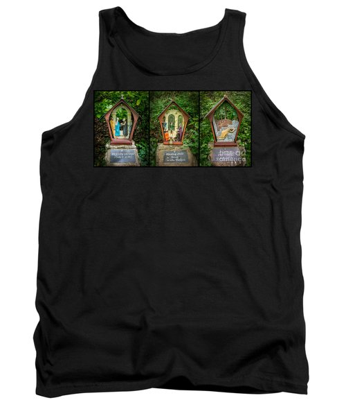 Stations Of The Cross 2 Tank Top