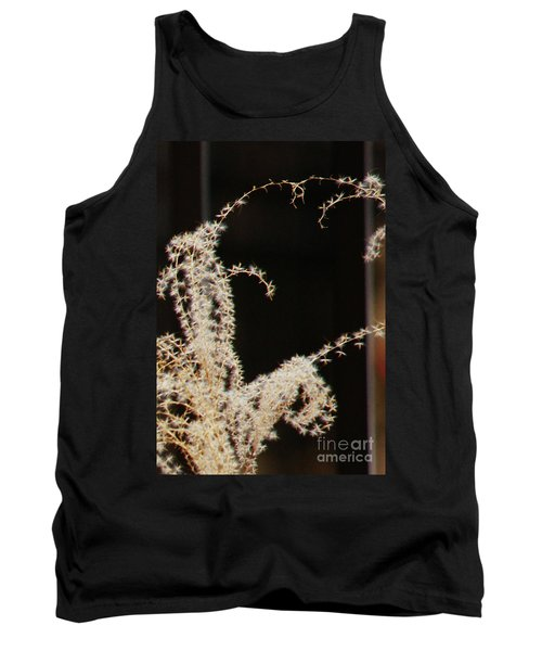 Tank Top featuring the photograph Stay Close by Linda Shafer