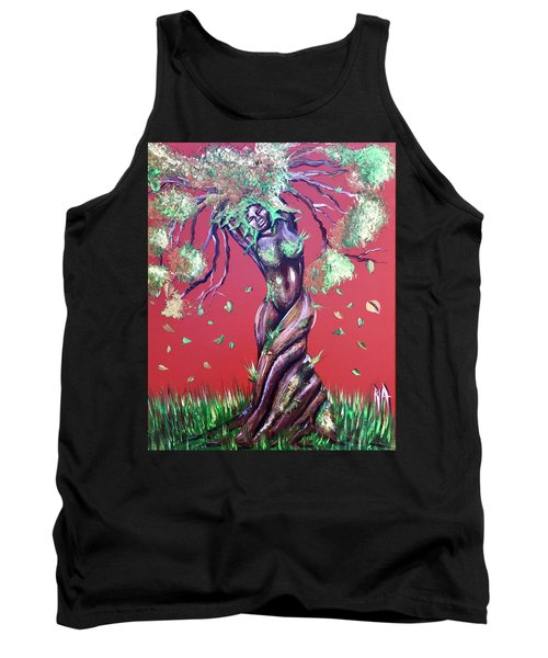 Stay Rooted- Stay Grounded Tank Top