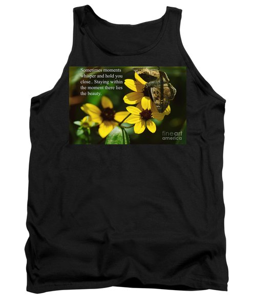 Staying Within The Moment Tank Top