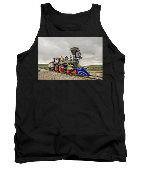 Steam Locomotive Jupiter Tank Top