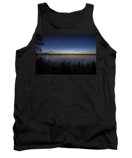 Steelworkers Park View At Dawn Tank Top