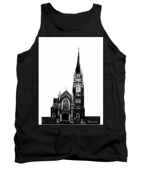Steeple Chase 1 Tank Top