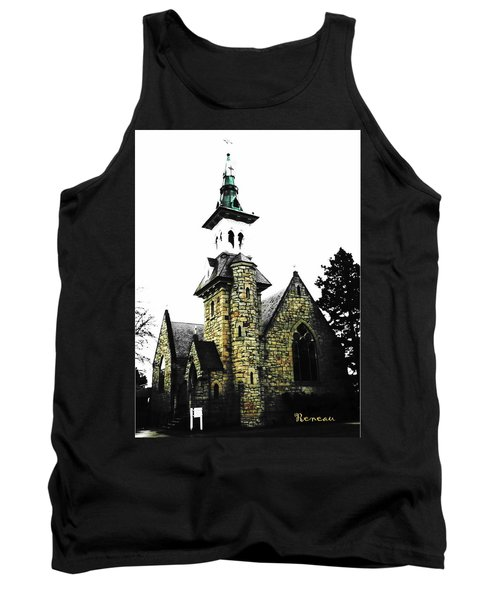 Steeple Chase 2 Tank Top