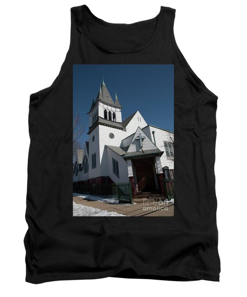 Steinwy Reformed Church Steinway Reformed Church Astoria, N.y. Tank Top