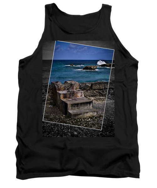 Steps To The Ocean2 Tank Top
