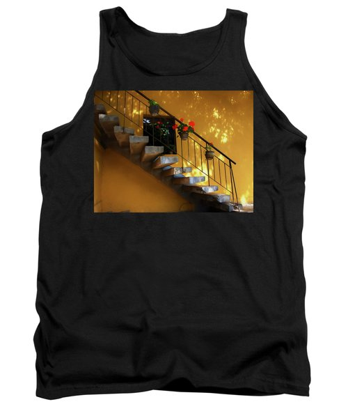 Steps To Tranquility  Tank Top