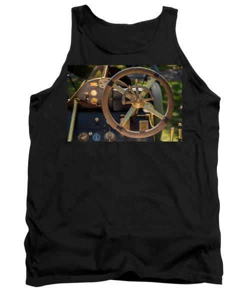 Steering Wheel 1909 Alco Black Beast Tank Top