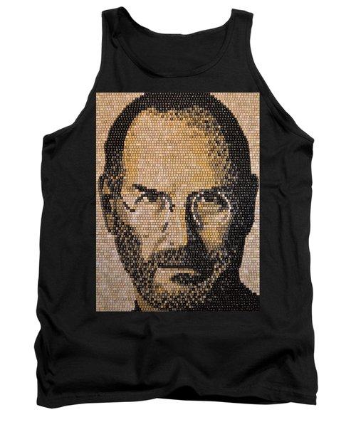 Steve Jobs Tank Top