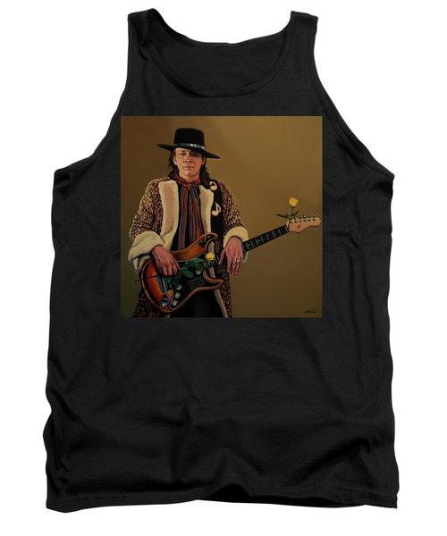 Stevie Ray Vaughan 2 Tank Top