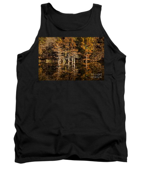Still Waters On Beaver's Bend Tank Top