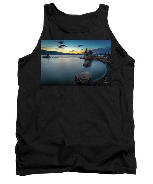 Stillness...mono Lake Tank Top
