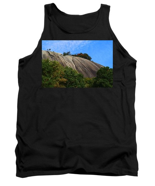 Stone Mountain Tank Top by Kathryn Meyer