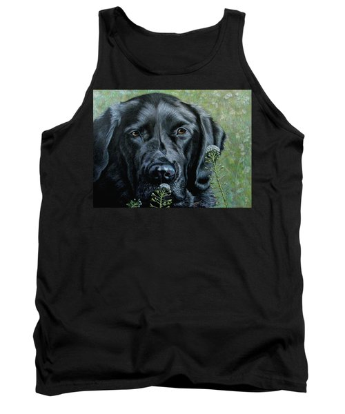 Stop And Smell The Flowers Tank Top