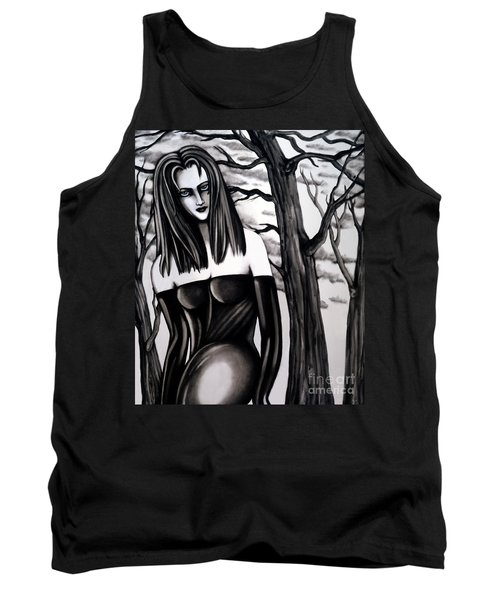 Who Do You Think You Are, Killing All My Trees Tank Top