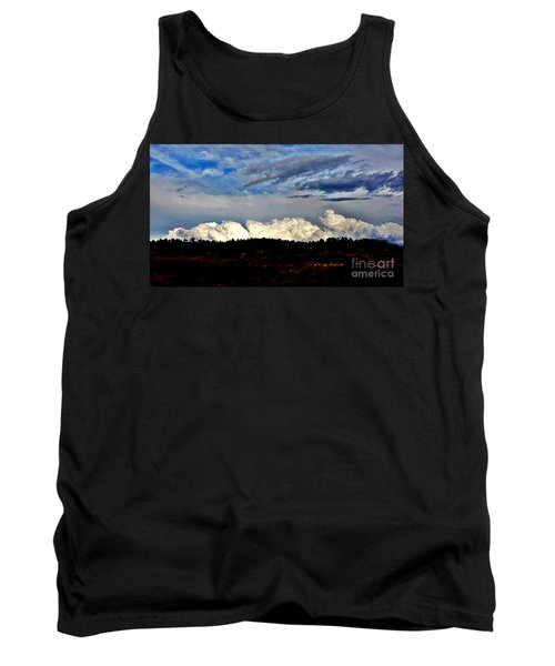 Storm Clouds Tank Top