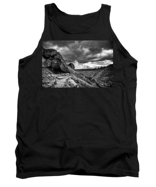 Stormy Misery Ridge  Tank Top
